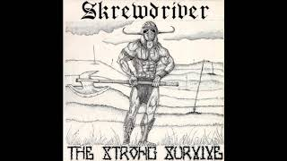 Watch Skrewdriver The Strong Survive video