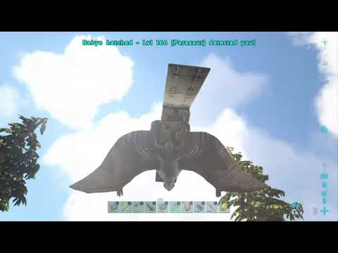 ARK PS4 Griefing and getting free tames server 212