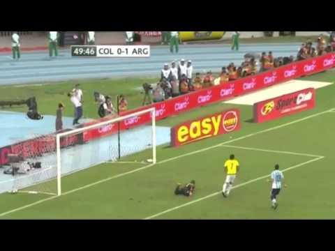 Аргентина - Колумбия смотреть онлайн 26 мая в 23:45