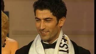 Best Model Of The World 1997 En İyi Erkek Kenan İmirzalıoğlu