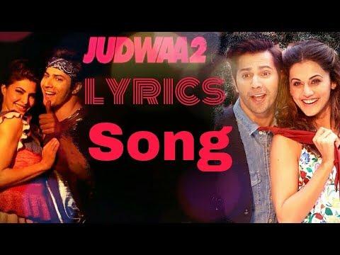 Lift Teri Bandh Hai Song |lyrics | Judwaa...