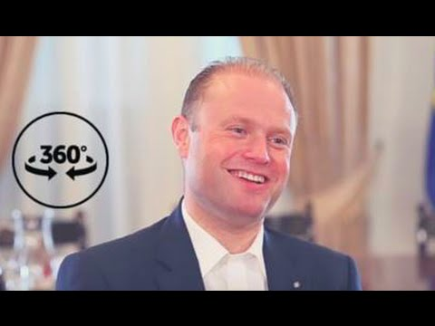 WATCH Full 360° Interview With Malta's Prime Minister Joseph Muscat