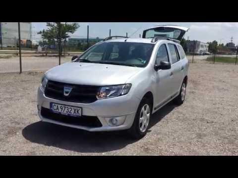 Dacia Logan MCV 2015 | CarRent - Rent a car company in Bulgaria