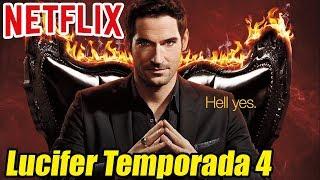Lucifer Temporada 4 - Todo lo que sabemos #LuciferOnNetflix