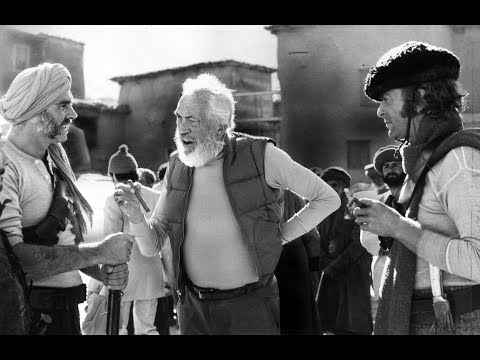 Elwy Yost meets John Huston