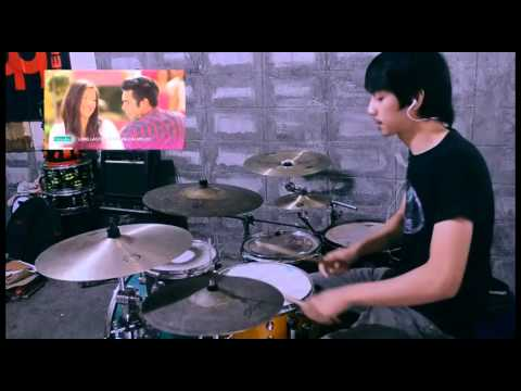 Bangong Palmolive CHECK Your Hair Drum Cover - YouTube