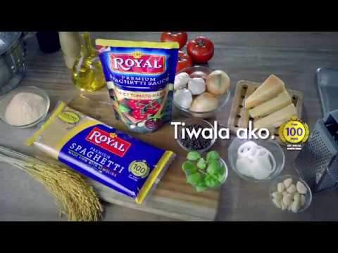 Royal Pasta: TV Commercial 2016