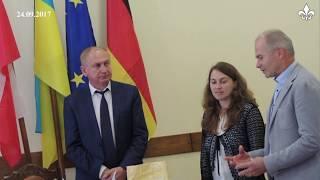 Броди приймали представників з міст-побратимів Німеччини та Польщі (ТРК