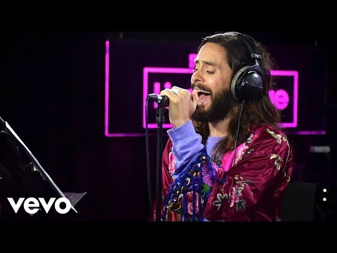 Thirty Seconds To Mars - Juice WRLD, Khalid & Post Malone mash-up (Live Lounge)