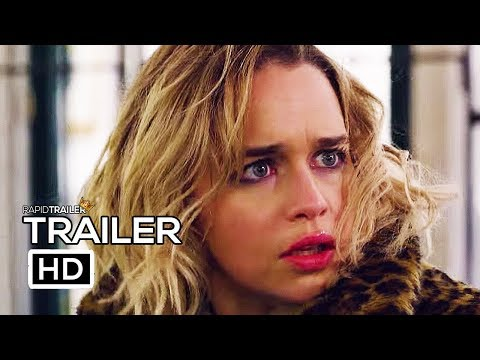 LAST CHRISTMAS Official Trailer #2 (2019) Emilia Clarke, Comedy Movie HD