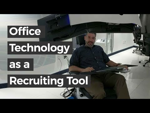 Office Technology As A Recruiting Tool | Forbes Technology Council - Bob Venero, Future Tech