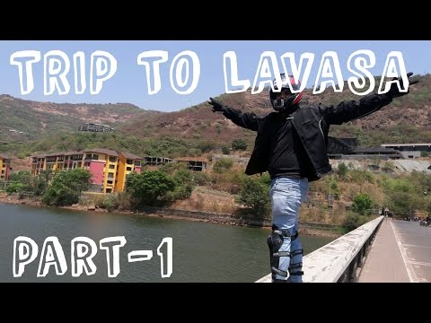 TRIP TO LAVASA (PART-1) | KTM DUKE390 | MAHARASHTRA TOURISM | BIKE RIDE