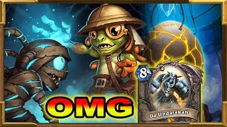Hearthstone: Quest Paladin Is Actually Broken | MAKING MUMMIES | Saviors Of Uldum New Decks