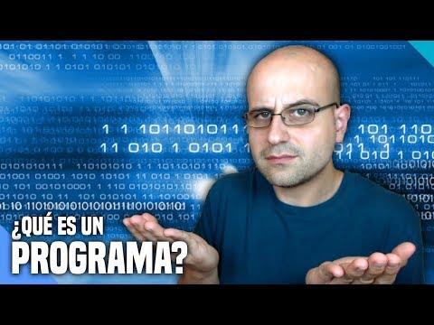 ¿Qué es un programa? - (Diccionario tecnológico) - La red de Mario