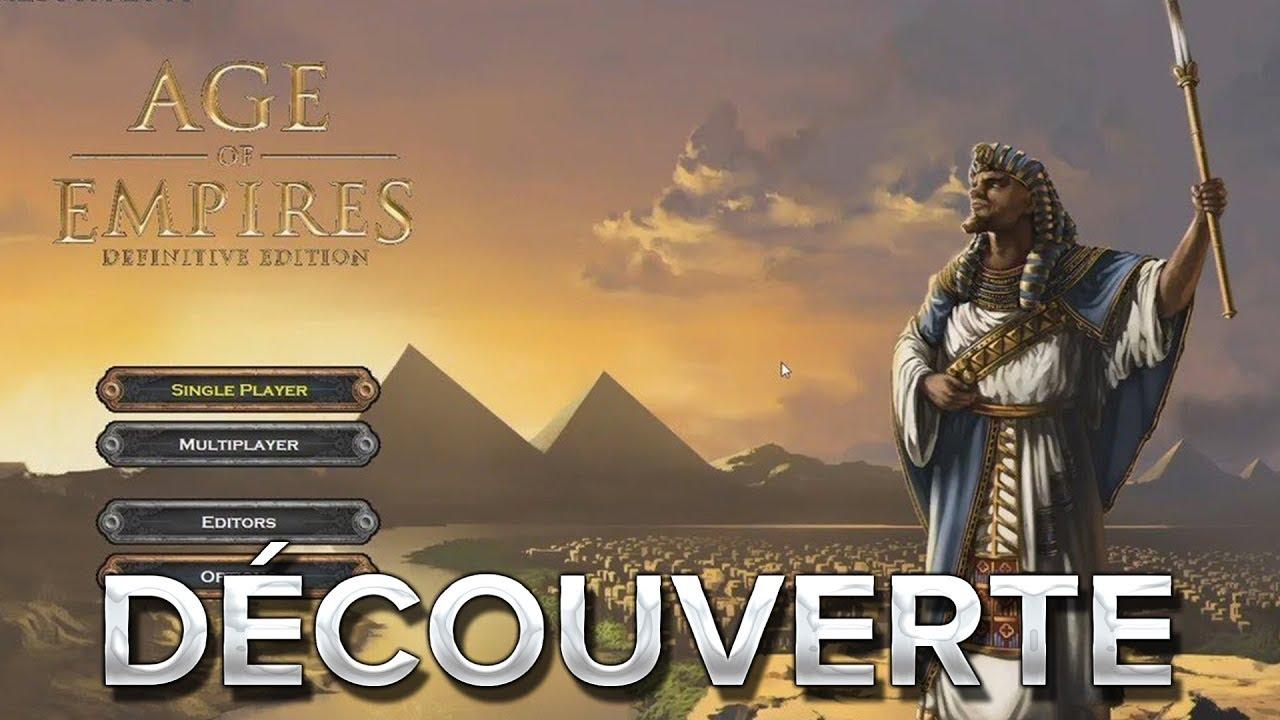 Age of Empires : Definitive Edition - Découverte