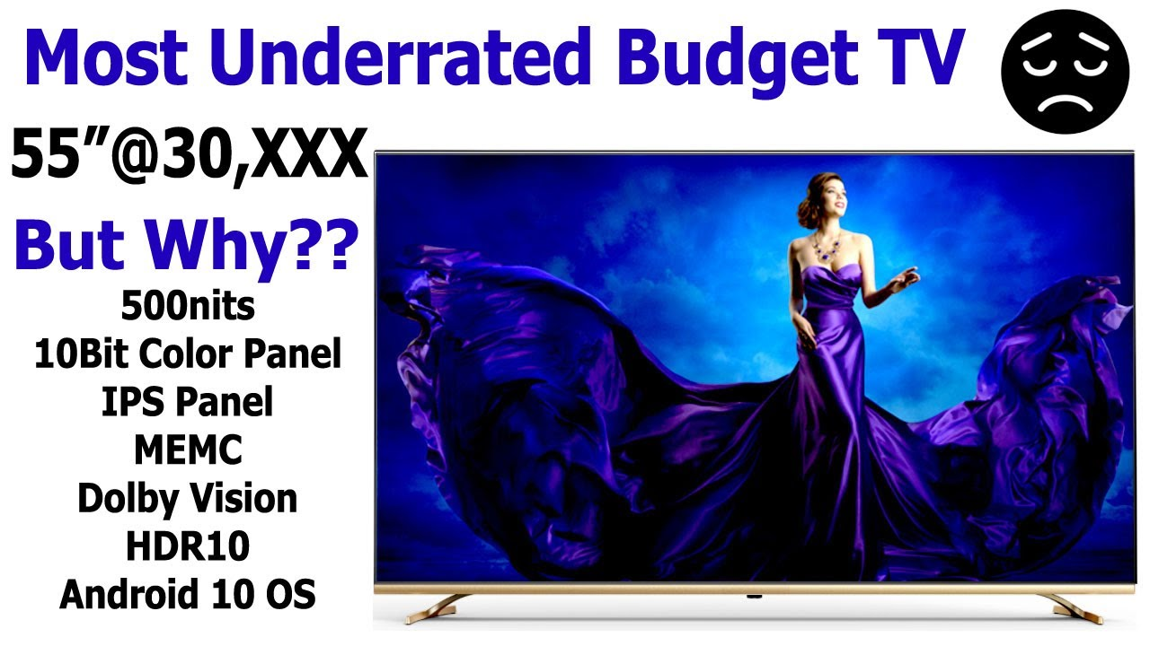 Most Underrated Lower Budget Smart TV    But Why? Explained   #Best4ktv #ThomsonOathPro #OathProTV