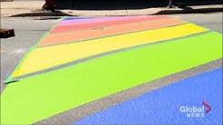 Lack Of Rainbow Crosswalks In Moncton NB Upsets Its Gay Community