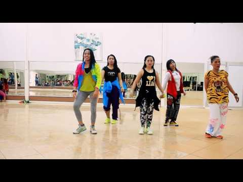 """Zumba """"Don't let me down  By The chainsmokers.../WKM Studio"""