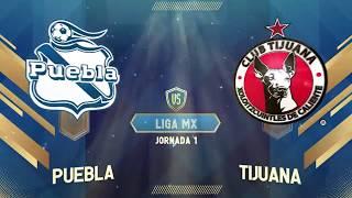 Resumen | Puebla 1-3 Xolos | Apertura 2019
