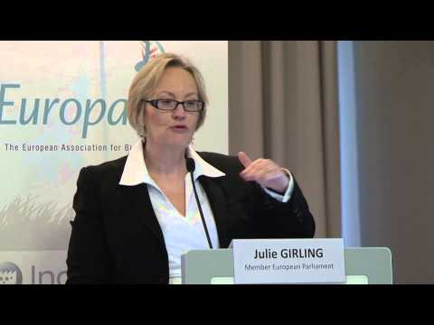Julie Girling, Member of the European Parliament
