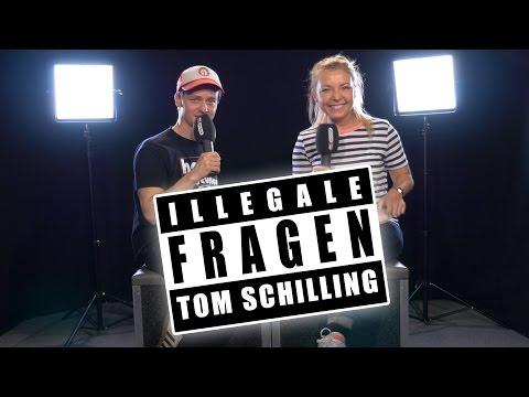TOM SCHILLING über's Singen und Selbstzweifel - Illegale Fragen