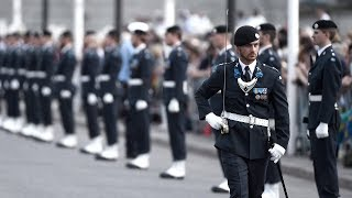 Swedish Armed Forces Hell March - The Sleeping Lion of the North
