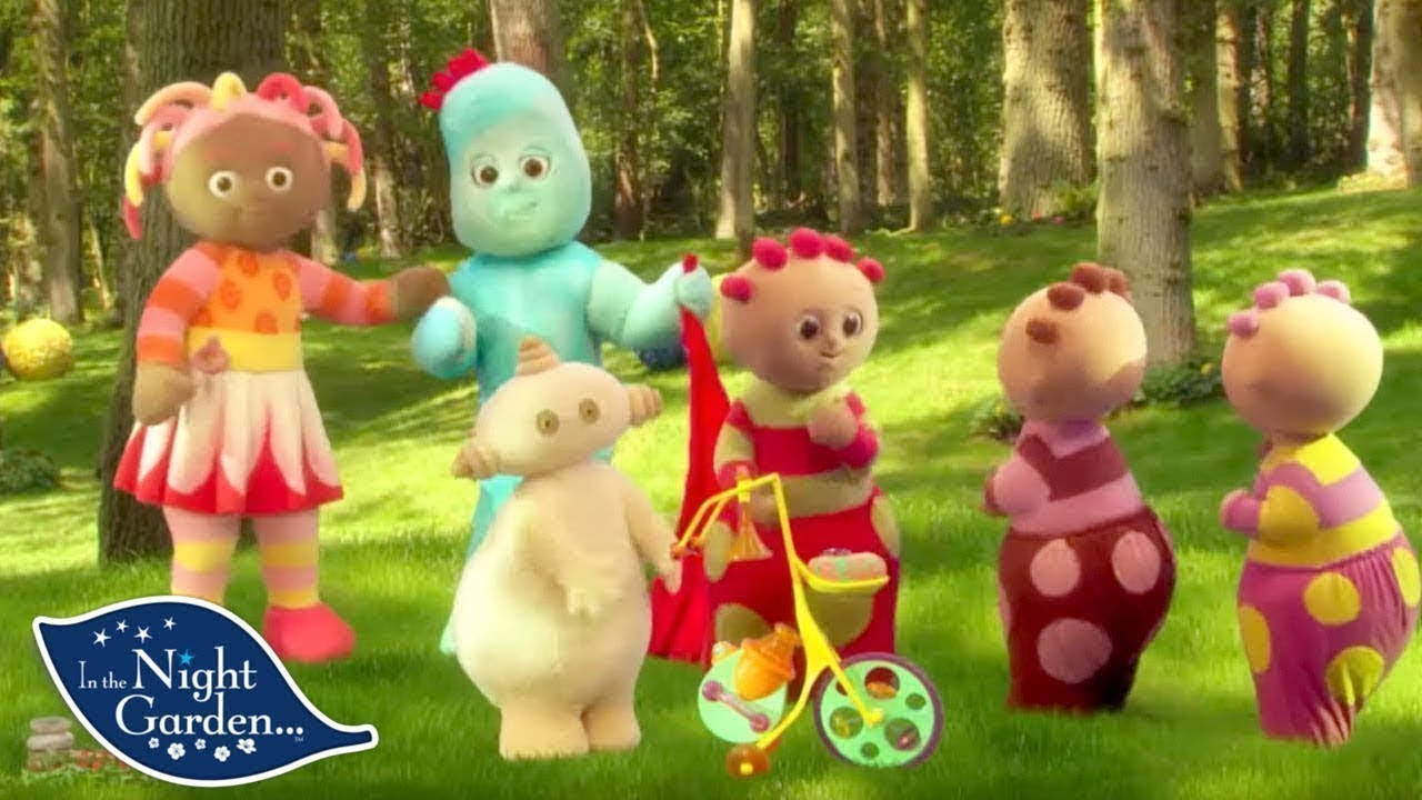 In the Night Garden 2 Hour Compilation with Igglepiggle, Upsy Daisy and friends!