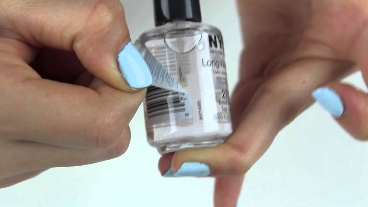 How to - Make Your Own Nail Polish! - YouTube