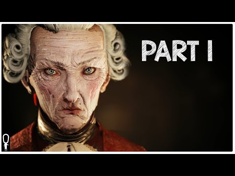 MURDER, MYSTERY and INTRIGUE - The Council - Part 1 (Episode 1 The Mad Ones) Gameplay Lets Play 2018