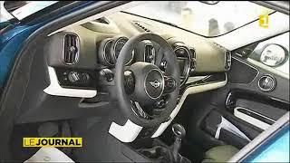 Salon de l'auto : les voitures hybrides en vedette
