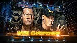 The Rock Vs John Cena Wrestlemania 29 Official Promo - Twice In A Lifetime