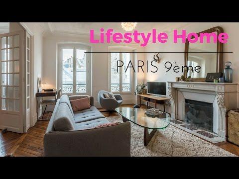 Shooting Video Immobilier Paris 75009