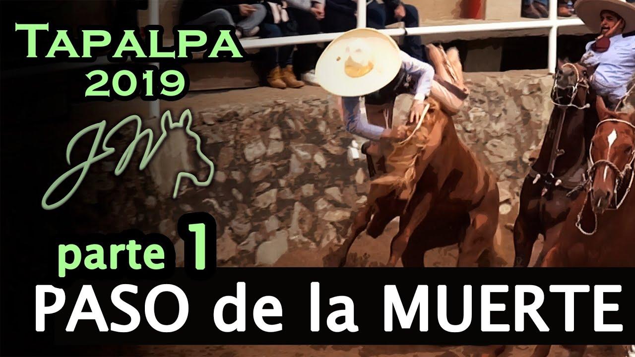 PASO DE LA MUERTE parte 1 - 7° Campeonato de la Sierra TAPALPA 2019