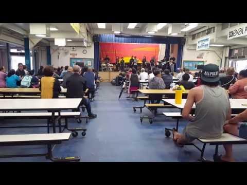 Kolohe Kai Paradise-Jarrett Middle School Singers