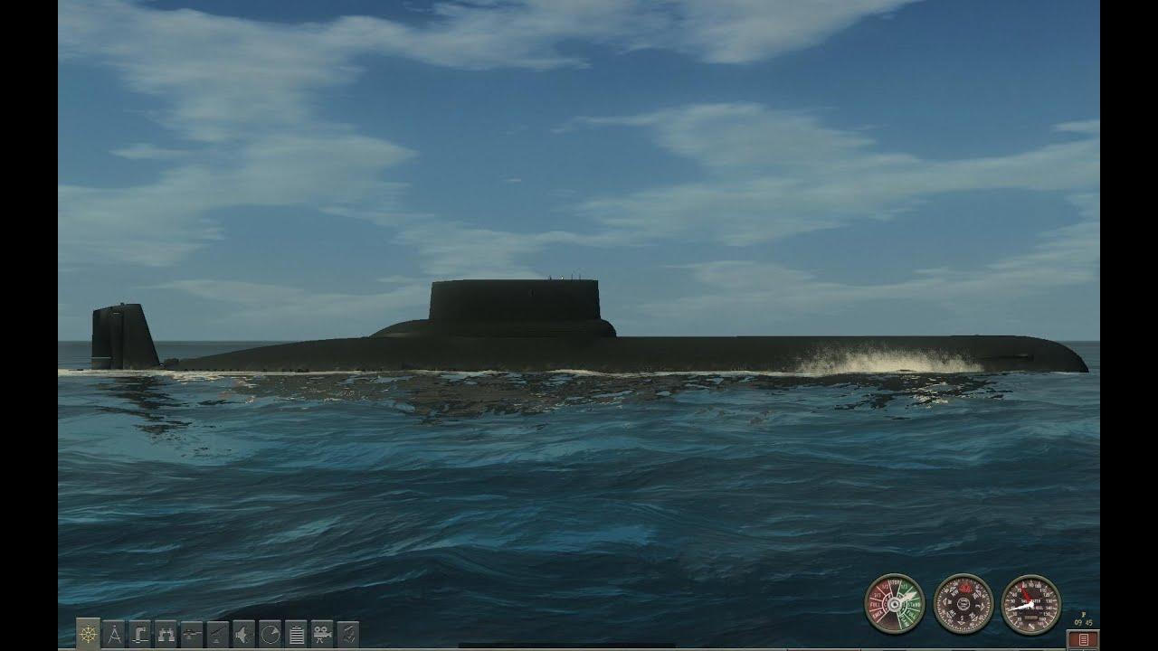 Silent hunter 4 моды атомные лодки скачать