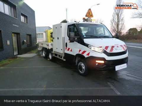 Chassis + carrosserie Iveco Daily Porte engins MAXI CARGO 2.3T CU ALTACAMA