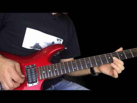 Joe Satriani - If I could Fly Lesson - Part 2