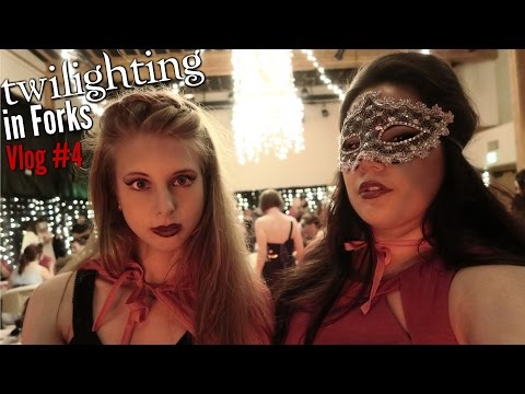 VAMPIRE BALL IN VOLTERRA | Twilighting Adventure | #5