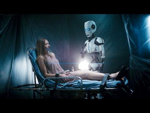ROBOT TORTURE SIMULATOR?! | Abe VR (HTC Vive gameplay) |