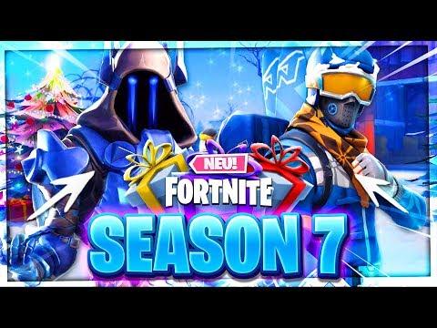 Neue Fortnite Season 7 Live Fortnite Season 7 Battlepass