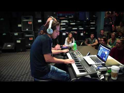 "Infected play ""Sa'eed"" LIVE at Guitar Center Masterclass"