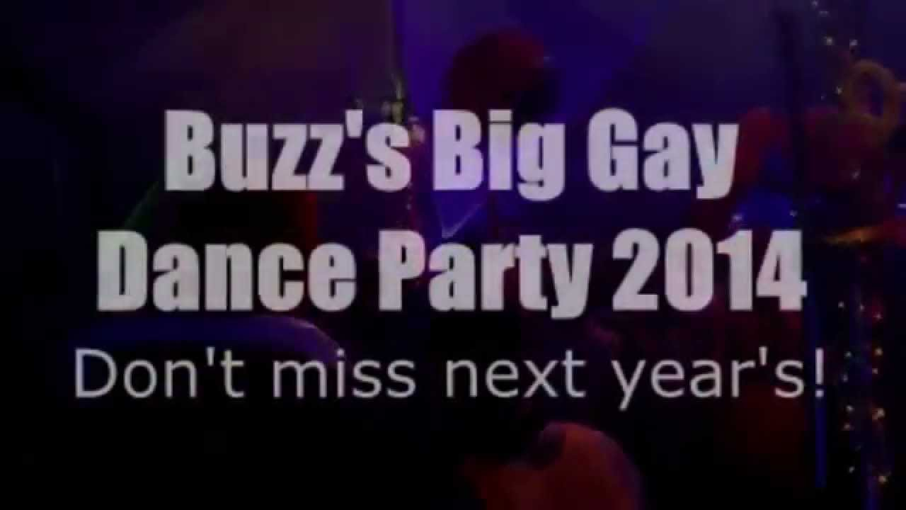 Abraham Lincoln's Big Gay Dance Party Scene