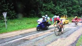 クリテリウム・ドゥ・ドーフィネ 2014 第8ステージ(トップ集団)