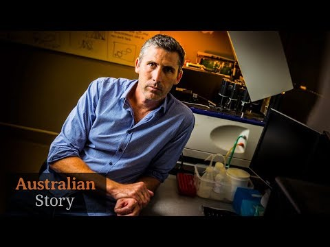 Motor neurone disease researcher Justin Yerbury's fight to find cure