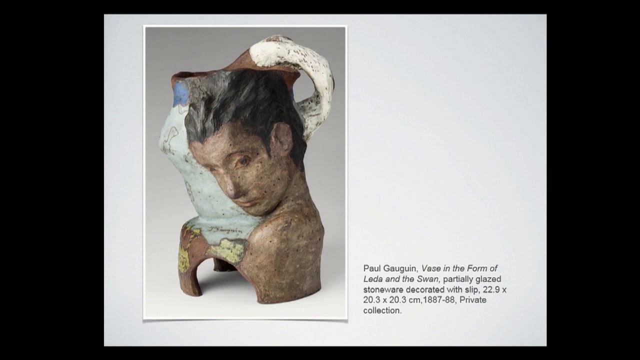 Les techniques de peinture de Gauguin en relation avec son travail dans d'autres médias - YouTube