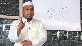Ustaz Irwan Zahuri | Tahsinus Solat Siri 2 - Takbir : Bhgn 1