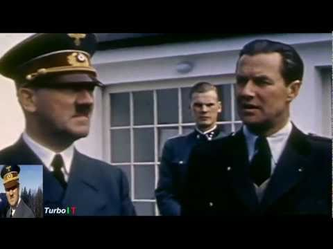 Adolf Hitler Bio Colour #4 ) Film Documentary.