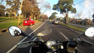 2011 BMW S1000RR Review