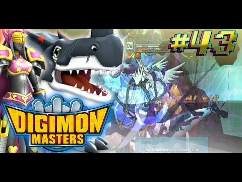 Digimon Masters Online - Ep 43 ''Monochromon RAGE Boss + Queenchessmon (Royal)''