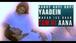 Bahut Aayi Gayi Yaadein Magar Iss Baar Tum Hi Aana (Jubin, Payal Dev) Ft.Emraan Hashmi, Shriya Saran